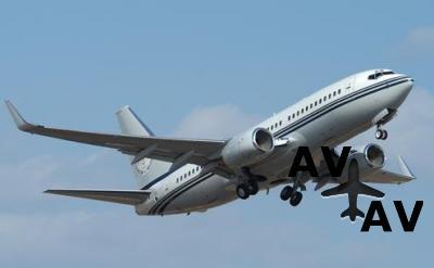 Boeing BJ 50VIP