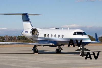 Gulfstream G 350