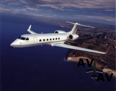 Gulfstream G 550