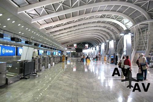 Информация про аэропорт Батом  в городе Батом  в Индонезии