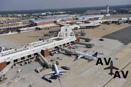 Информация про аэропорт Кимам  в городе Кимам  в Индонезии