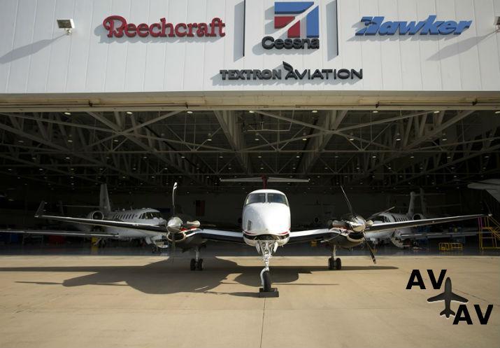 Textron Aviation усиливает поддержку в Азии
